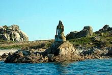 Sirena de Sálvora (Ribeira)