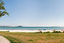 Playa Jardín (Boiro)
