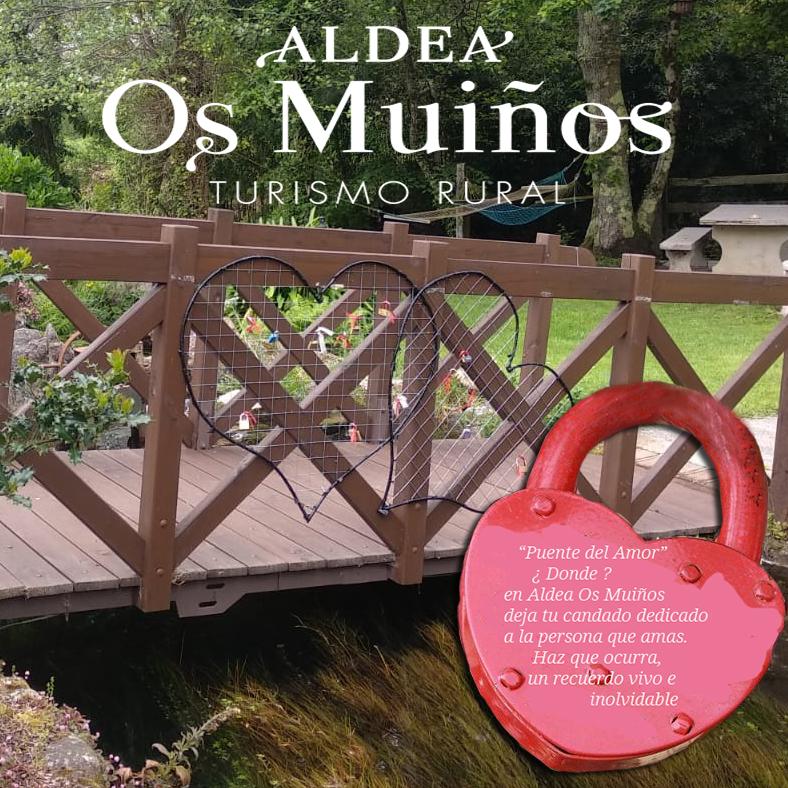 Puente del Amor, ¿Dónde?